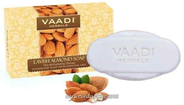 Мыло Роскошный Миндаль (Almond Soap Vaadi )75г