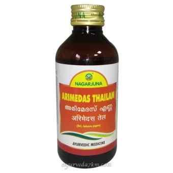 Аримедади Тайлам, масло для лечения десен и зубов  Arimedas Thailam, 200 ml, Nagarjuna
