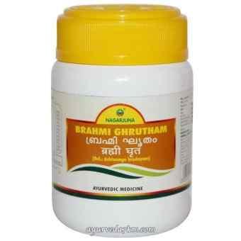 Брахми Гритам Brahmi ghritam Nagarjuna  200 гр