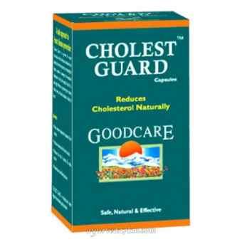 Холест Гард для снижения холестерина, Goodcare Pharma Cholest Guard Capsules