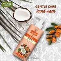 Жидкое мыло Масло арганы и кокос 250 мл, Ваади (Vaadi Instaglow Argan Oil Coconut Hand Wash 250 ml)