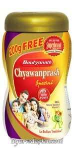 Чаванпраш Байдьянатх (Chyawanprash Special, Baidyanath) 1200 грм