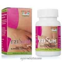 Эзи Слим Плюс (Природные Капсулы для похудения) Ezislim Plus Baidyanath 60 таб.