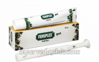 Вагинальный гель Фемиплекс 30 г, Чарак (Femiplex Gel, 30 g, Charak)