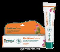 Крем для ног с куркумой (foot care cream himalaya), 50 г