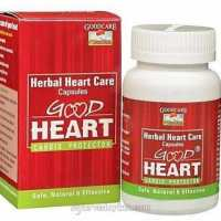 Гуд Харт кардиопротекторный препарат, Good Heart Goodcare