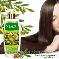 Кондиционер для волос Оливка и авокадо 350 мл, Ваади (Olive conditioner with avocado 350 ml, Vaadi)