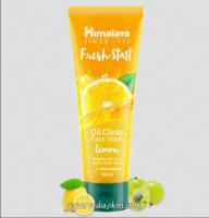 Гель для умывания с лимоном (Fresh Start Oil Clear Face Wash Lemon Himalaya Herbals 100 ml)