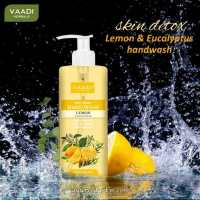 Жидкое мыло Лимон и эвкалипт 250 мл, Ваади (Vaadi lemon- eucalyptus Hand Wash 250 ml)