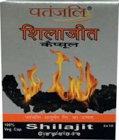 Шиладжит (Мумиё)-Shilajit 20 кап. Patanajli