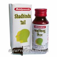 Шадбинду Таил Байдьянатх Shadbindu Tail Baidyanath, 50 мл