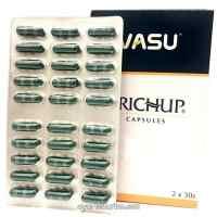Тричуп 60 капс от выпадения волос Васу (Trichup 60 caps Vasu)