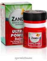 Бальзам Ультра Сила от суставных и головных болях, 8 мл,Занду (Balm Ultra Power 8 ml, Zandu)